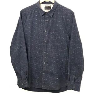 Kenneth Cole Courageous Classics New York shirt L